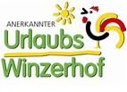 Anerkannter Urlaubs Winzerhof